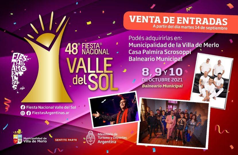 Comienza  la venta de entradas para el Festival Valle del Sol