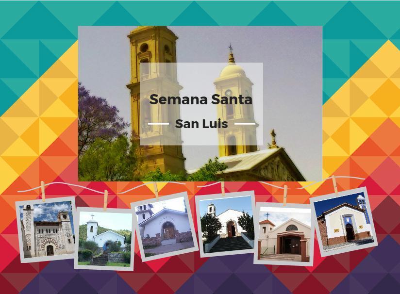 Semana Santa en San Luis 2017