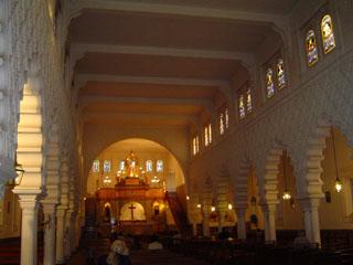 Iglesia Nuestra Sra. del Trono y Templo de Santo Domingo