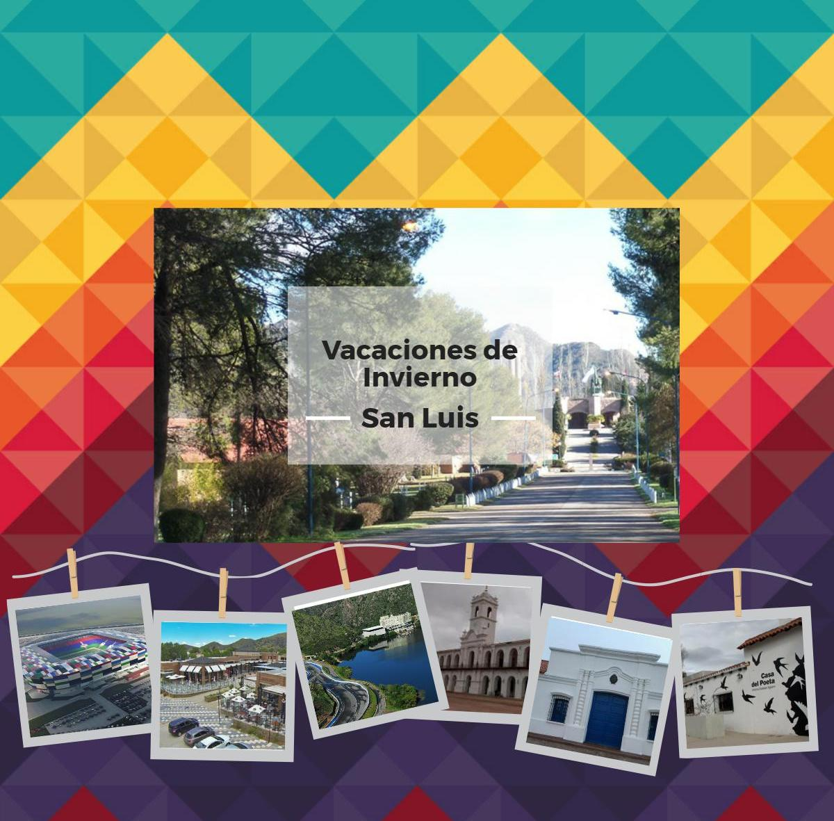 Agenda Cultural: vacaciones de invierno en San Luis